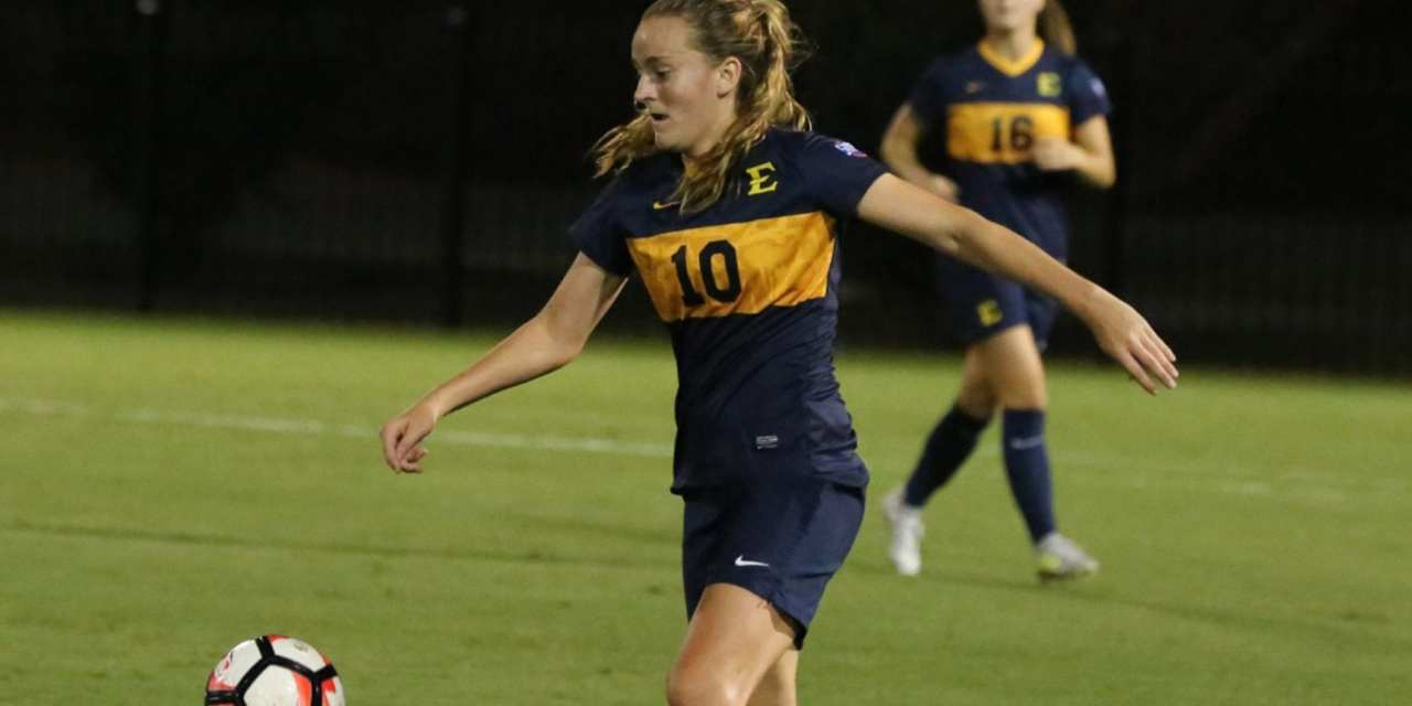 Hodgson's goal pushes Bucs past USC Upstate