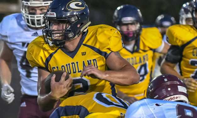 Cloudland wins defensive battle over HV