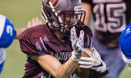 Rangers roll to Homecoming win
