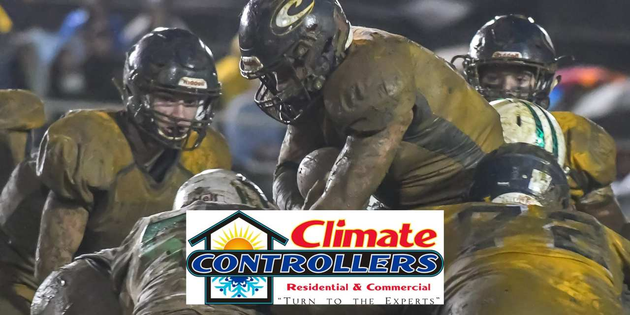 Coffey earns Climate Controllers honor for playoff performance