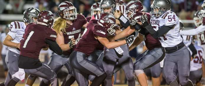 Warriors outlast South Greene for statement win