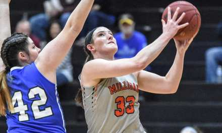 Robinson leads Lady Buffs past Alice Lloyd