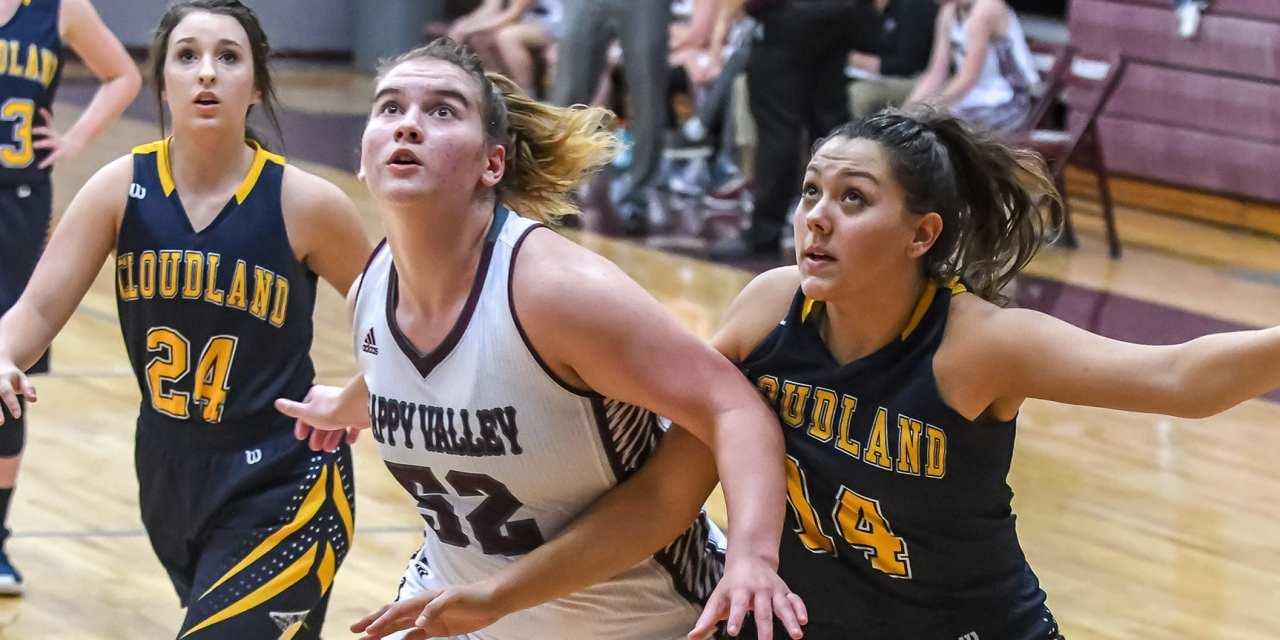 Cloudland takes road wins on Warrior Hill