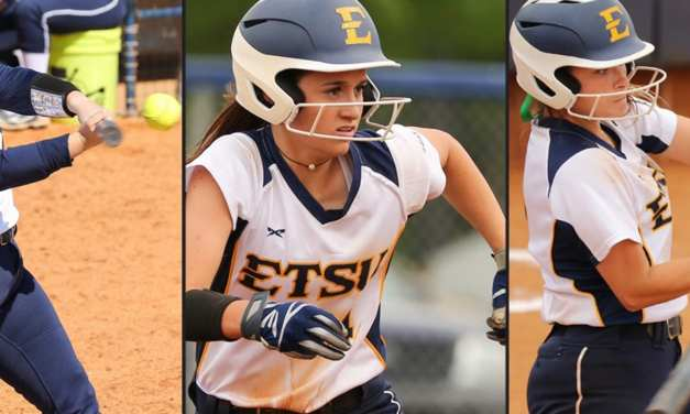 ETSU Softball Lands Three on SoCon Preseason Team