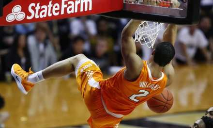 Williams' Record Performance Leads #1 Vols to 88-83 Win at Vanderbilt