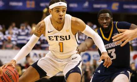 ETSU gets historic win over Chattanooga in SoCon quarterfinal