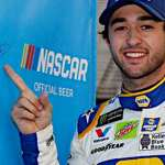Elliott snares Food City 500 pole
