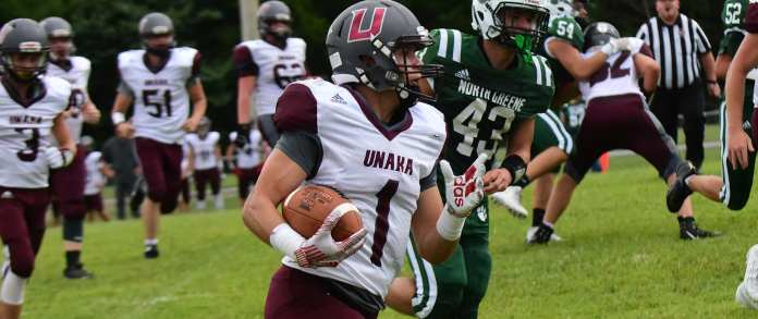 Unaka falls to North Greene in completed game