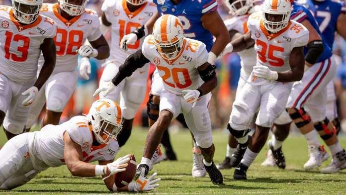 Tennessee falls in SEC Opener