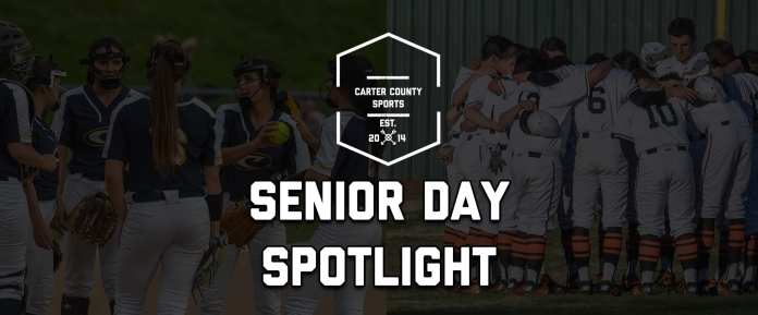Help us honor Spring Senior Athletes!