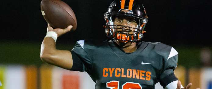 Cyclones storm past Cherokee for 20th consecutive win