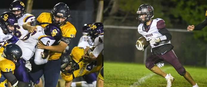 Preswood, Ramsey Named to TnFCA Class 1A All-State Team