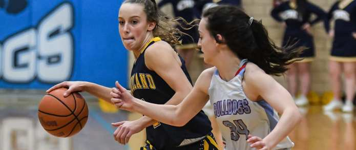 Lady 'Landers, Bulldogs Pick Up Rivalry Wins
