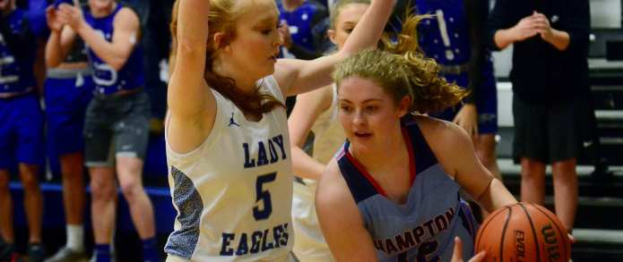 Lady Bulldogs Fall at Cosby In Region 1-A Quarterfinal