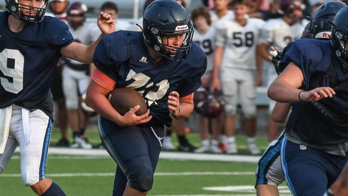 Photo Gallery: Hampton Takes On Tennessee High In Scrimmage