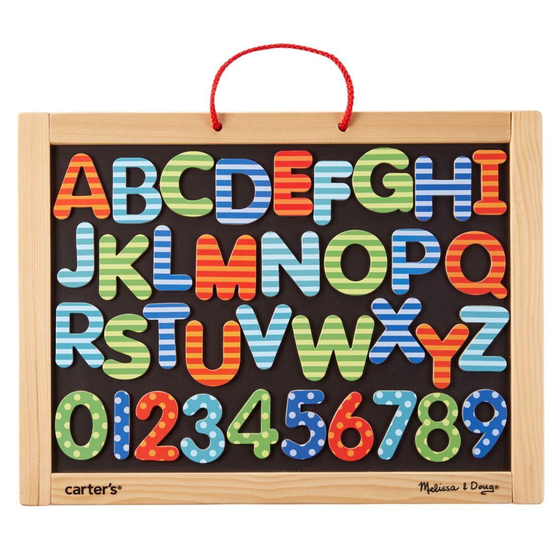 Melissa Doug Magnetic Alphabet