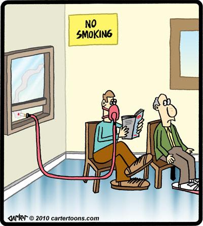 SmokingHose