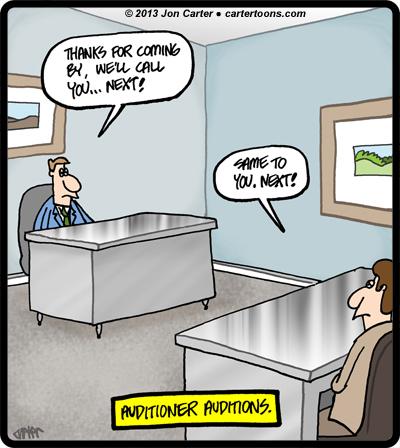 AuditionerAuditions