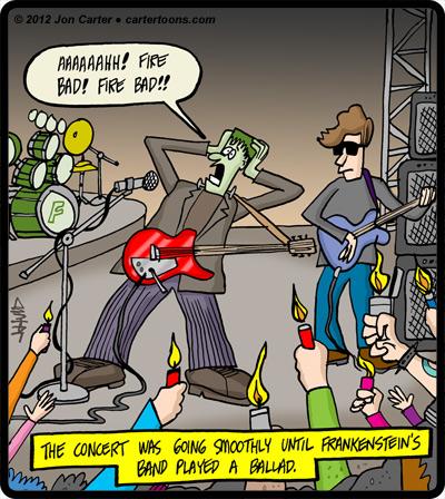 FrankensteinBallad