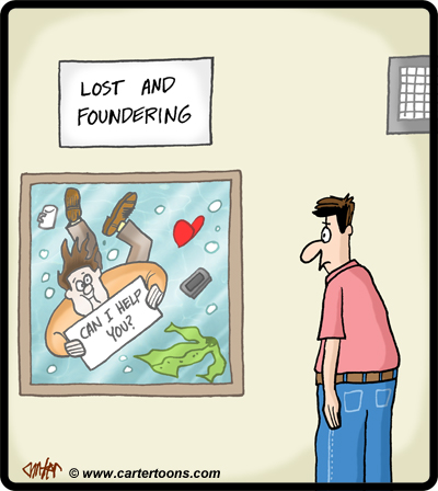 Lost&Foundering