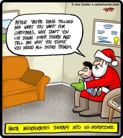SantaTherapy