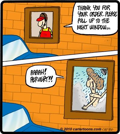 ShowerDriveThru