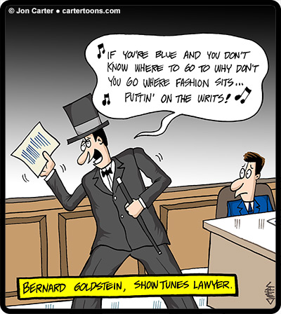 Showtunes-Lawyer
