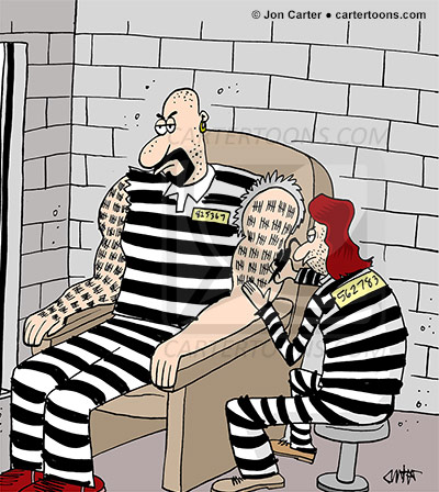 Jail-Tattoos