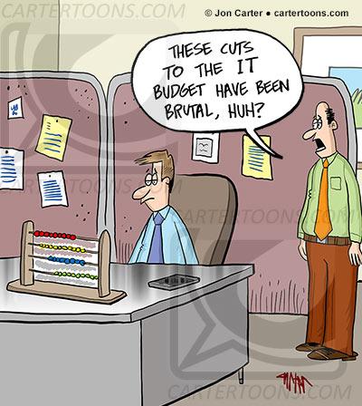 IT-Budget-Cuts