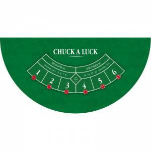 tapis de black jack 140 x 70 cm