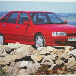 Renaults Hot Sedans 21 Turbo Quadra Safrane And Laguna Biturbo