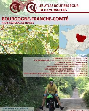 Atlas Régional: Bourgogne-Franche-Comté
