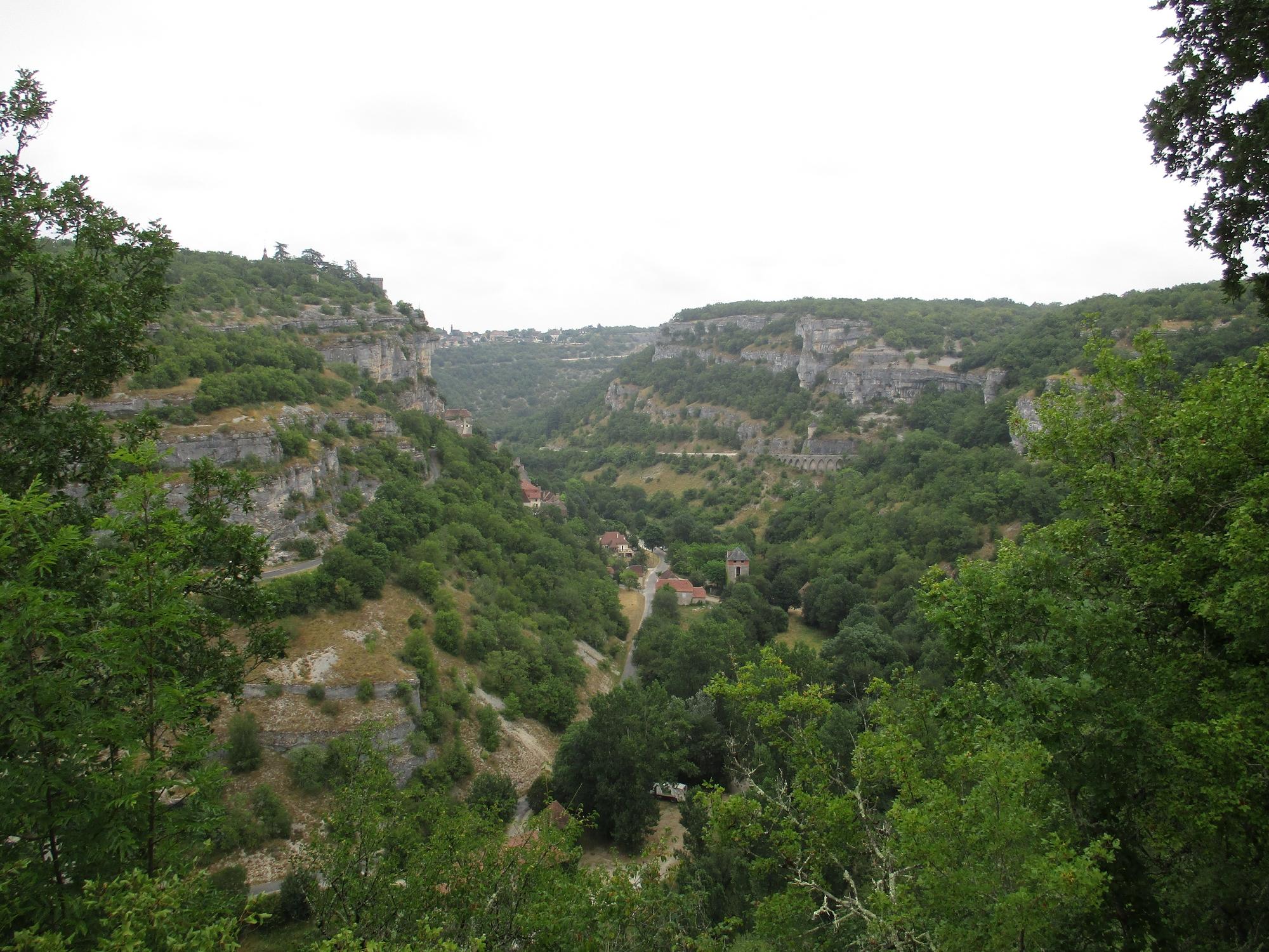 Sur la route de Rocamadour