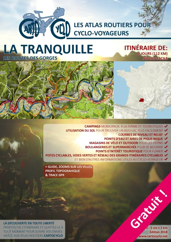 La Tranquille | Weekend | Facile