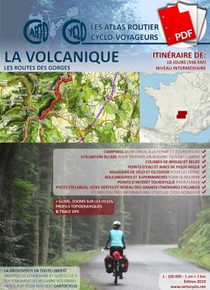La Volcanique - 10 Jours - Intermédiaire