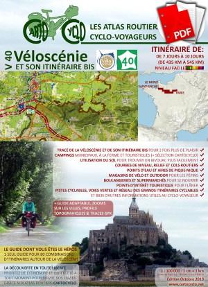 La Véloscénie et son Itinéraire Bis