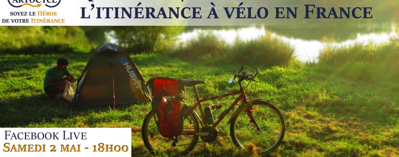 Questions-réponses sur l'itinérance à vélo en France
