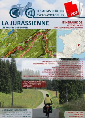 La Jurassienne Weekend, Couverture
