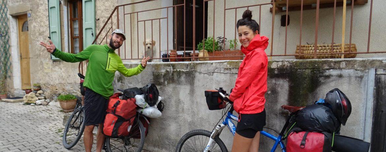 Histoire de voyager... avec Marianne et Julien