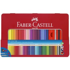 matite faber castell scatola in metallo