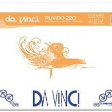 Album da Disegno Blocchi da Vinci 24x33 Ruvido.