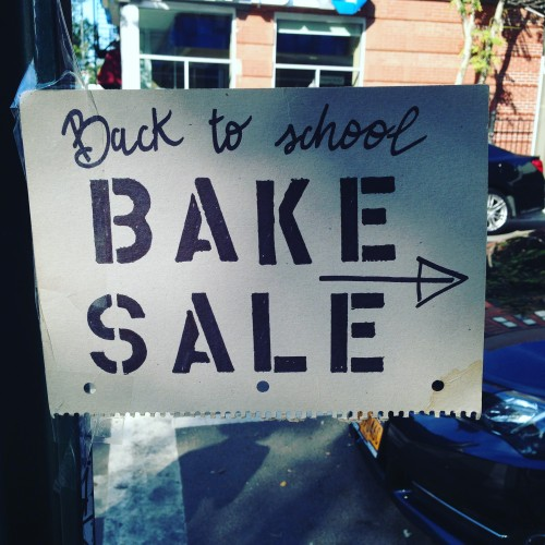 Bake Sale New York