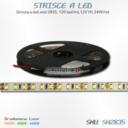 Striscia LED 2835