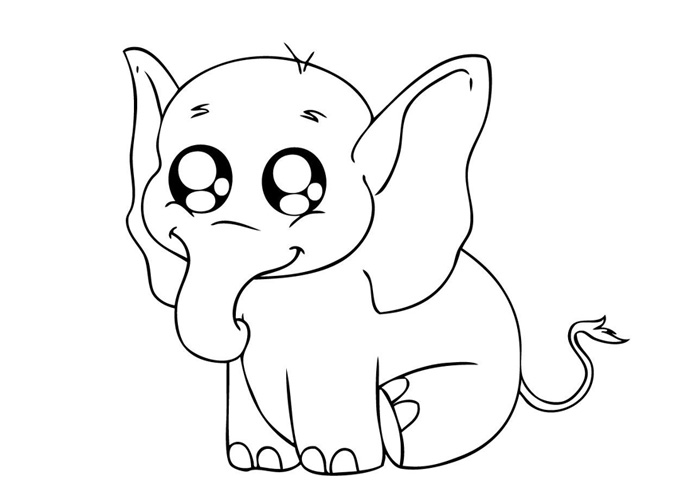 baby animals coloring pages online coloring