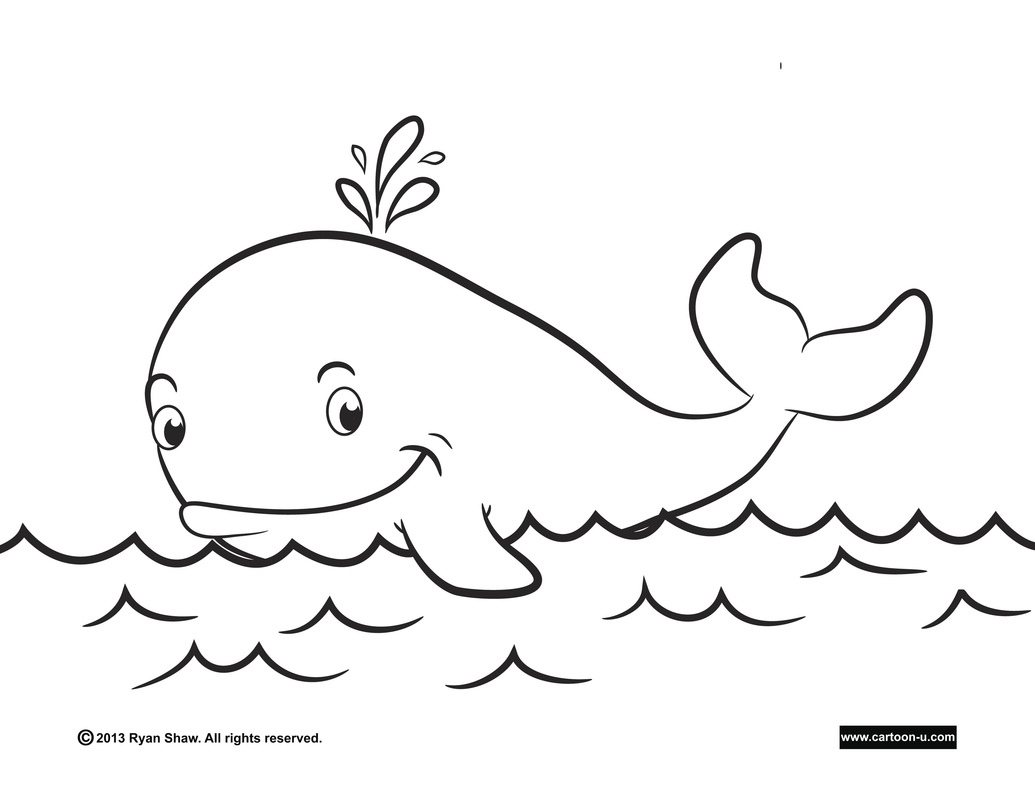Orca - sea animals coloring pages for kids, printable free ... | 800x1035