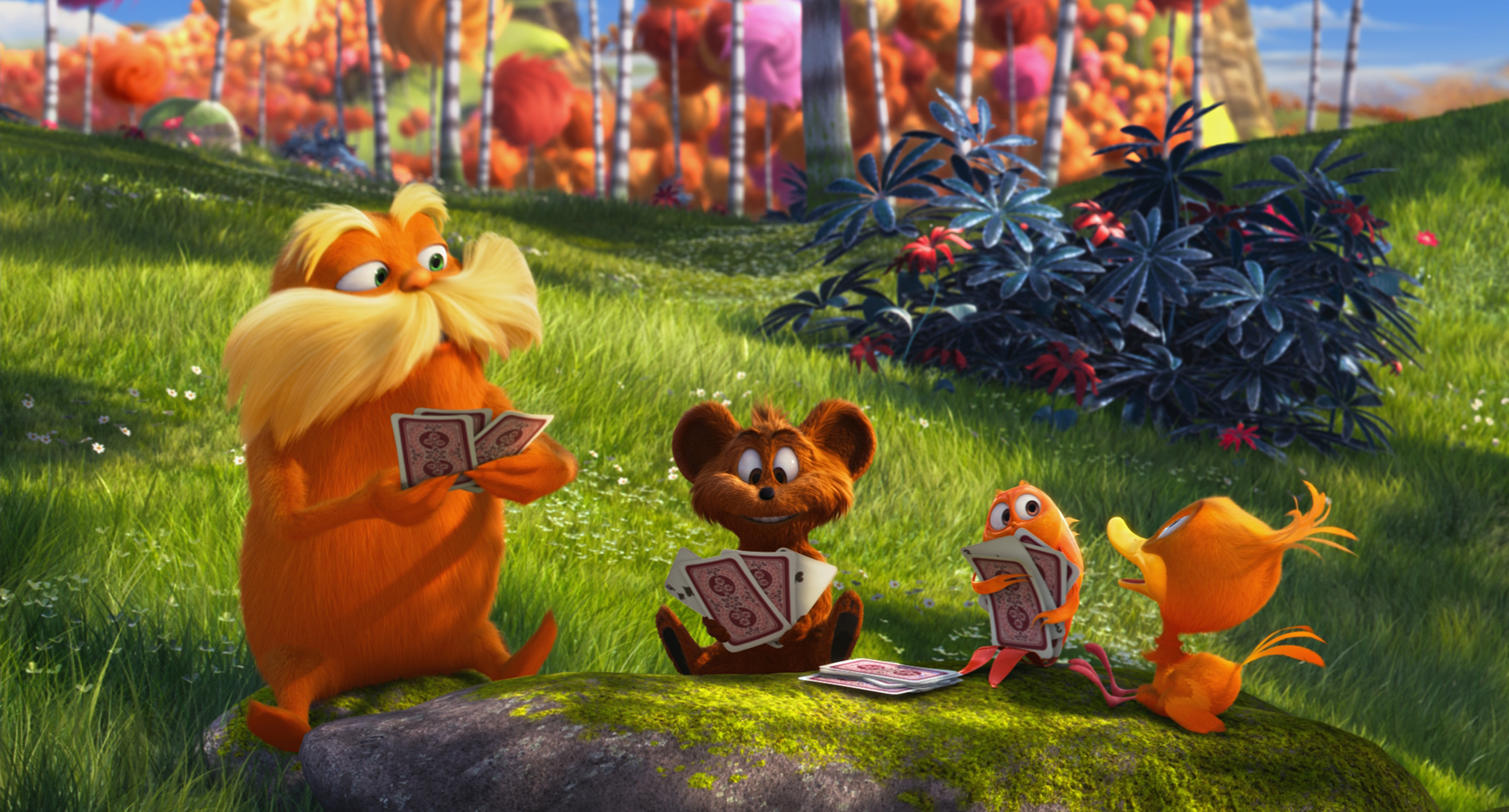 Dr Seuss The Lorax To Open In 269 Imax 3d Screens Upon