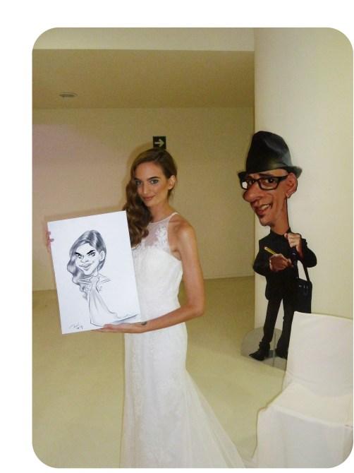 2. Show Room bodas Hotel THB Reserva del Higueron Fuengirola noviembre 2014