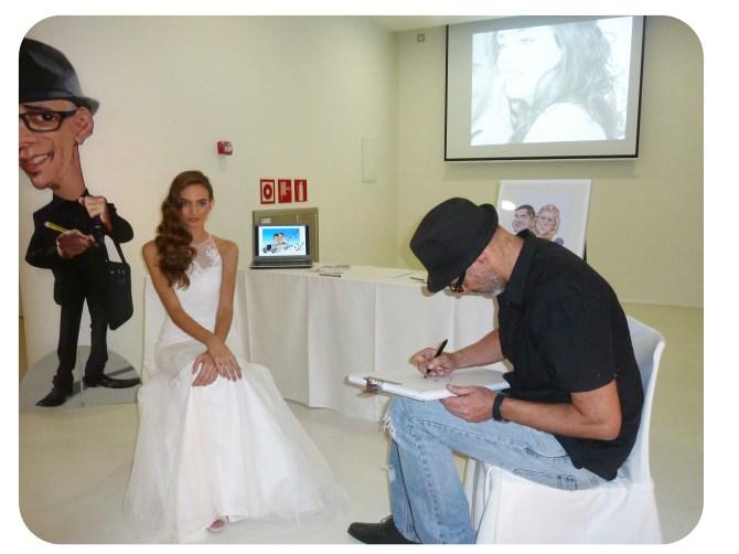 Show Room bodas Hotel THB Reserva del Higueron Fuengirola noviembre 2014