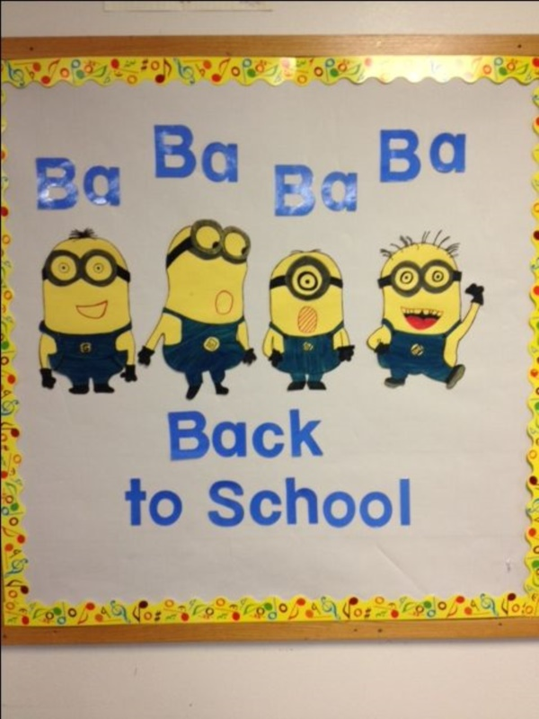 40 Creative Back To School Bulletin Board Decoration Ideas