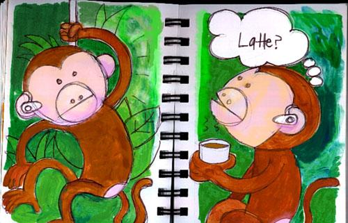 Bluetooth Monkeys